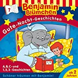 Benjamin Blümchen Gute-Nacht-Geschichten - Folge 7: A,B,C- und 1,2,3-Geschichten
