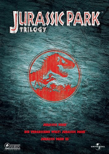 Universal Pictures Germany GmbH Jurassic Park - Trilogy [3 DVDs]