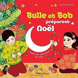vignette de 'Bulle et Bob préparent Noël (Natalie Tual)'
