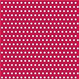 Rot mit weiß Punkt Polka Dots Party-Servietten, 20 Stück