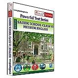 Practice Guru Sainik School Class 6 (DVD...