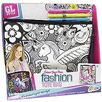 GL Style Girls Colour Your Own Fashion Tote Unicorn Handbag