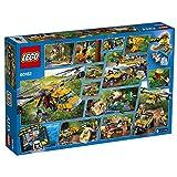 LEGO City 60162 Dschungel-Versorgungshubschrauber Test
