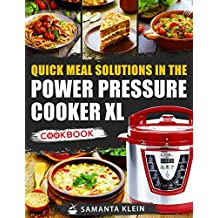 Power Pressure Cooker XL Cookbook: The complete Power Pressure Cooker XL Cookbook (English Edition)