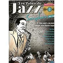 Tubes Du Jazz Sax Vol 1 Bk/Cd