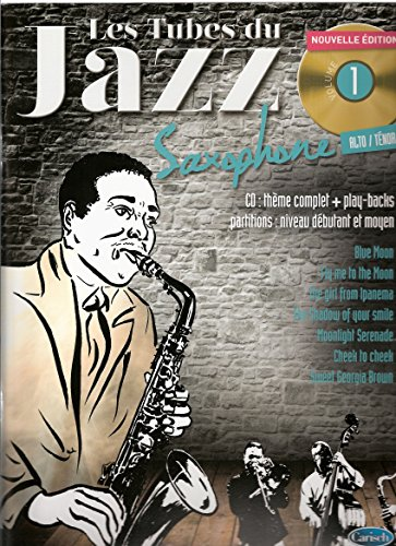 Tubes Du Jazz Sax Vol 1 Bk/Cd