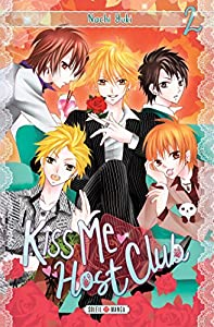 Kiss Me Host Club Edition simple Tome 2