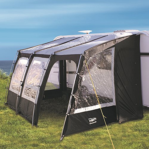 Leisurewize Xplorer Motorhomes 586 Caravan Porch Awning Equinox 390 Charcoal