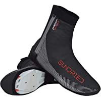 Sundried Cycling Overshoes Best for Winter Summer Water Resistant Overshoes Road Bike MTB Mountain Bike Cycling…