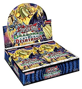 Devir Yugioh - Dragones de Leyenda desatados, Juego de Mesa (Konami  YGDL3BT)