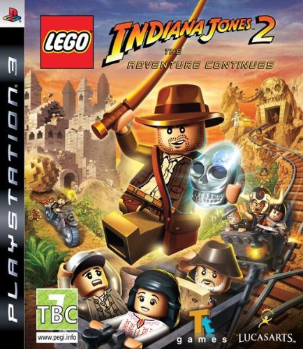 Lego Indiana Jones 2: The Adventure Continues (ps3) Picture