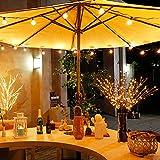 Prevently LED Lichterzweig Lichter Zweig Warme LED Willow Branch Lampe Blumenlichter 20 Glühbirnen 30 Zoll Home Weihnachten Party Garten Decor