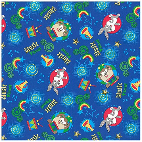 Wonder Wrapper 3150264L - Bobina papel regalo, 62
