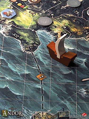 Kosmos-Die-Legenden-von-Andor-Teil-II-Die-Reise-in-den-Norden-Erweiterung-Kosmos-691936-Die-Legenden-von-Andor-Erweiterung-Der-Sternenschild-Strategiespiel