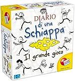 liscianigiochi 40513Diario Di Una SCHIAPPA Il Grande Gioco–Table Game (in Italian) [Imported from Italy]