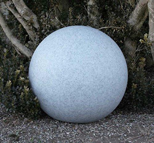 Kugelleuchte, Gartenkugel, GlowOrb stone, 45cm Ø, 10478