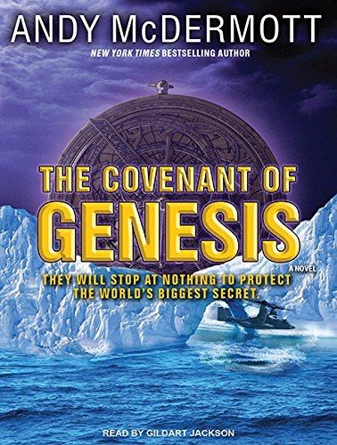 The Covenant of Genesis: A Novel (Nina Wilde/Eddie Chase)