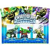 Skylanders - Triple Pack B: Voodood, Boomer, Prism Break