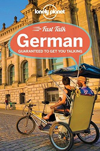 Lonely Planet Fast Talk German (Phrasebook)