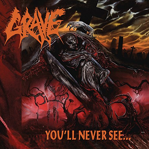 Grave: You'll Never See [Vinyl LP] (Vinyl)