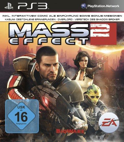 Preisvergleich Produktbild Mass Effect 2 (uncut)