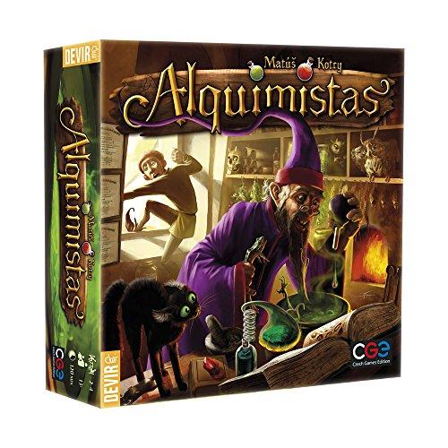 Devir – Alquimistas, juego de mesa (222531)