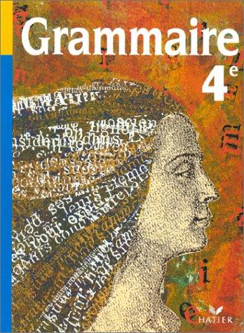 Grammaire 4ème. Manuel