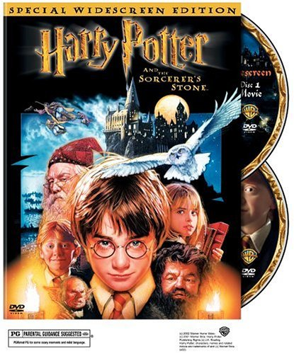 Click for larger image of Harry Potter & Sorcerer's Stone [DVD] [2001] [Region 1] [US Import] [NTSC]