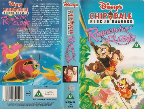 Chip 'n' Dale - Rescue Rangers - Romancing The Clone