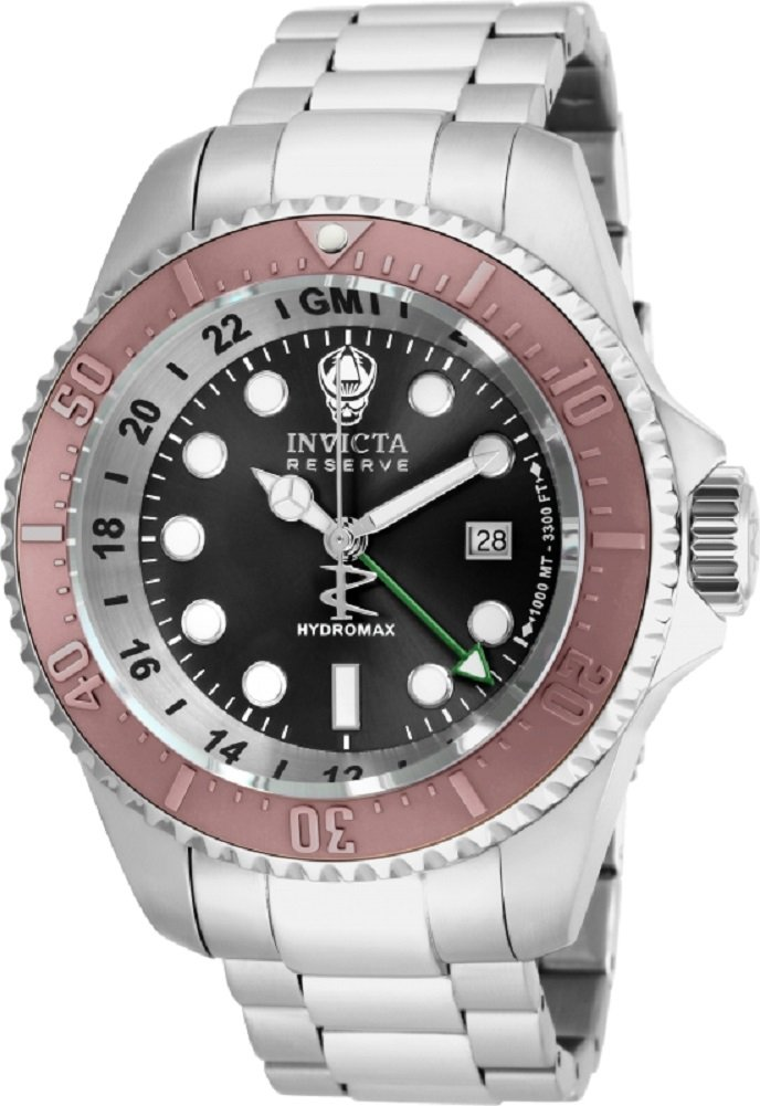 Invicta Men's 16972 Reserve Silver-Tone Stainless Steel Watch