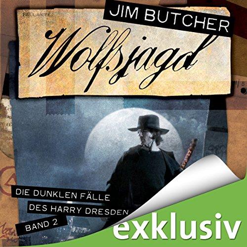 Buchseite und Rezensionen zu 'Wolfsjagd (Die dunklen Fälle des Harry Dresden 2)' von Jim Butcher
