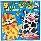 Alex - ALX1411 - Loisir Creatif - Coffret Marionnettes en Papier