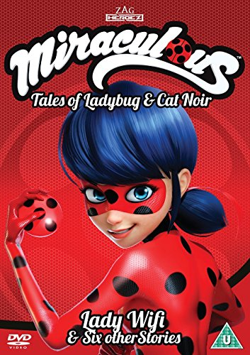Miraculous: Tales of Ladybug and Cat Noir: Lady Wifi & Other Stories Vol 1 [OFFICIAL UK RE Preisvergleich