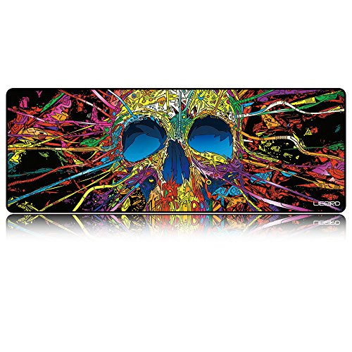 lo-scheletro-xxxl-mouse-pad-estesa-large-gaming-mouse-pad-grande-tappetino-per-il-mouse-80x30x3mm-an