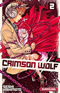 Crimson Wolf Edition simple Tome 2