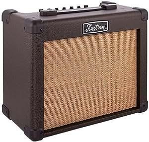 KUSTOM SIENNA16 Amplificateur pour Guitare acoustique/préamplificateur 16 W RMS