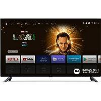 Mi 125.7 cm (50 Inches) 4K Ultra HD Android Smart LED TV 4X L50M5-5AIN (Black)