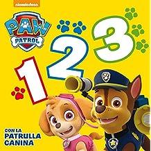 1, 2, 3 con la patrulla canina (PAW PATROL)