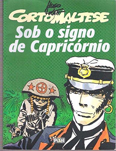 Corto Maltese - Sob O Signo De Capricornio (Em Portuguese do Brasil)