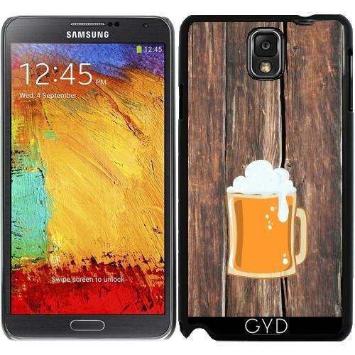 Hülle für Samsung Galaxy Note 3 (GT-N9500) - Bier by hera56 (Note Galaxy Samsung Bier 3 Fall)