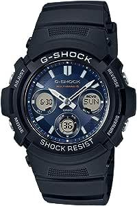 Casio G-SHOCK Homme Analogique-Digital Quartz Montre avec Bracelet en Résine