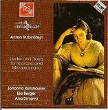 Rubinstein Lieder + Duette