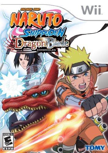 Naruto Shippuden: Dragon Blade Chronicles - Nintendo Wii by Atlus (Chronicles Dragon Blade)