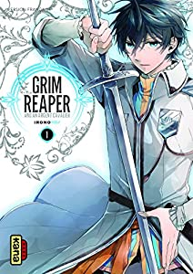 The grim reaper and an argent cavalier Edition simple Tome 1