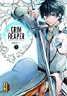 The grim reaper and an argent cavalier, tome 1 par Irono