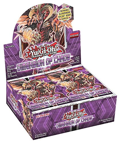 Preisvergleich Produktbild Yu-Gi-Oh! Dimension of Chaos Display (24 Booster)