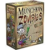 Pegasus Spiele 17138G - Munchkin Zombies 1+2