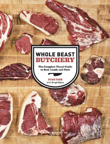Whole Beast Butchery: The Complete Visual Guide to Beef, Lamb, and Pork thumbnail