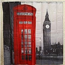 YooYoo creative Londra Big Ben Pattern tenda