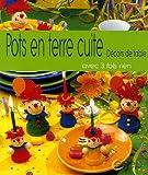 Petits personnages en Pots de terre cuite pour décors de table - Des idées amusantes à partir de pots miniatures